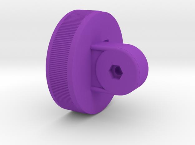 Nalgene 1L Mount GEN4 in Purple Processed Versatile Plastic