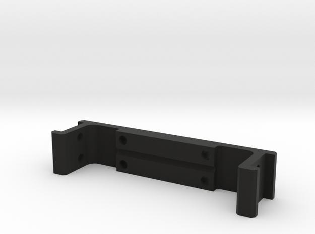 TZK006H Toyzuki Sway Bar Holder in Black Natural Versatile Plastic