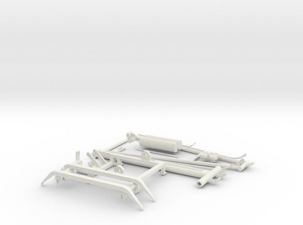 pantograph 1-12 1.0 in White Natural Versatile Plastic