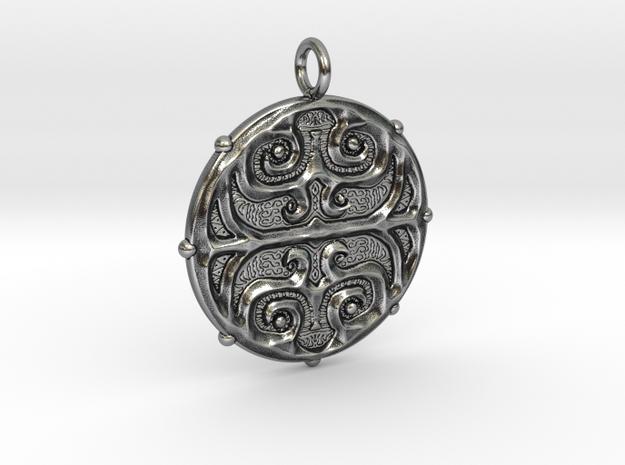 Treasure in Antique Silver