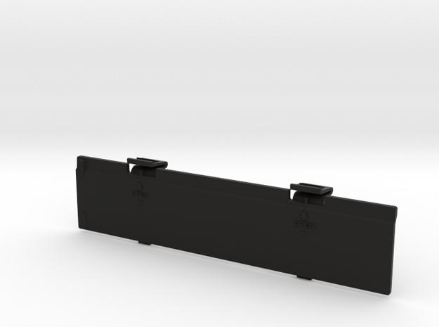 Panasonic RX-1810 Battery Cover in Black Natural Versatile Plastic