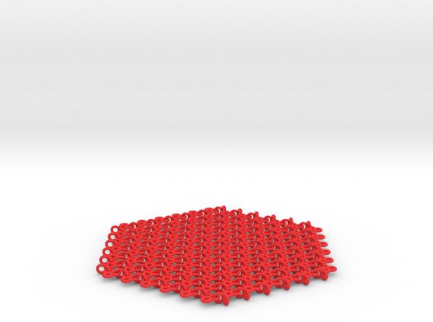 Hexa Fabric 3d printed