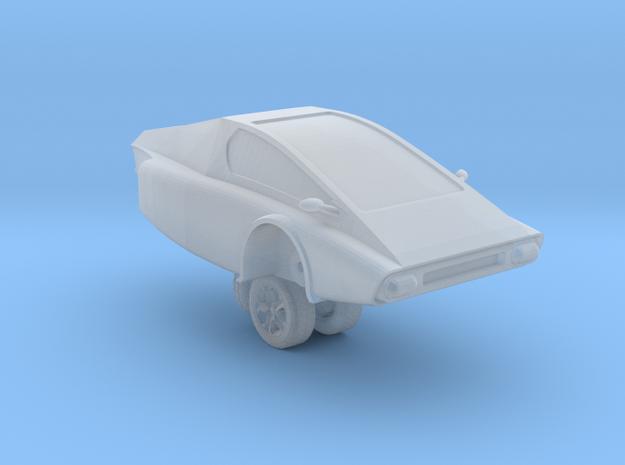 1-87 Scale Tri-Magnum Kit-Car