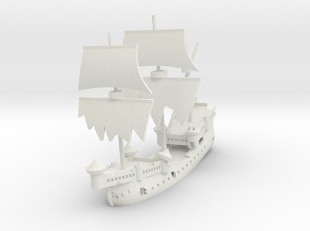 1/700 Fleet Carrack Wreck