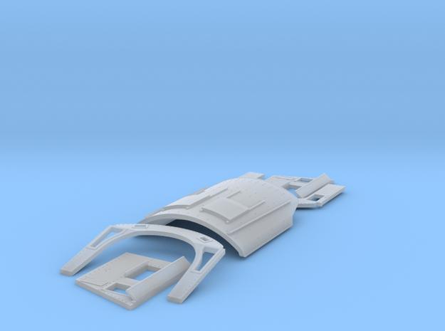 sport cab HAAAA 5 piece kit in Smooth Fine Detail Plastic