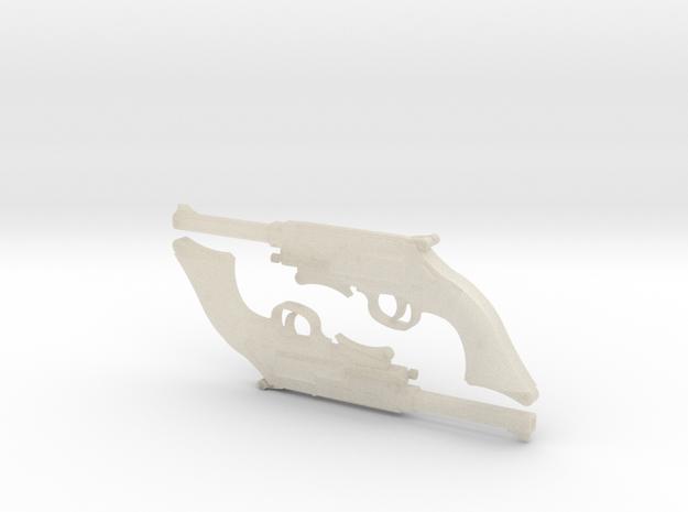 1:6 Browncoat Pistols (set of 2) 3d printed
