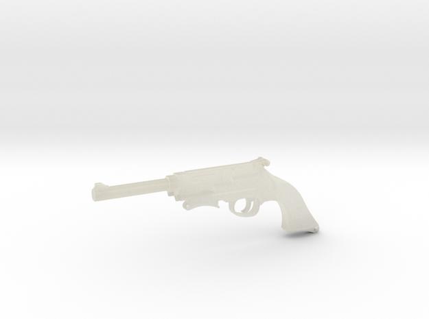 1:6 Browncoat Pistol 3d printed