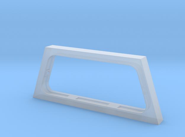 1/350 Reliant Hangar Door Frame in Smooth Fine Detail Plastic