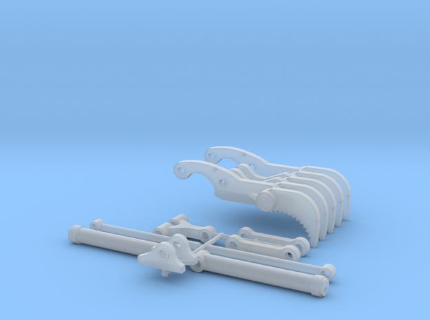 1:50 Progressive-Link Thumb for DM 320FL  in Smooth Fine Detail Plastic