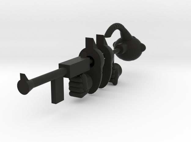 Xandroid Kit in Black Natural Versatile Plastic