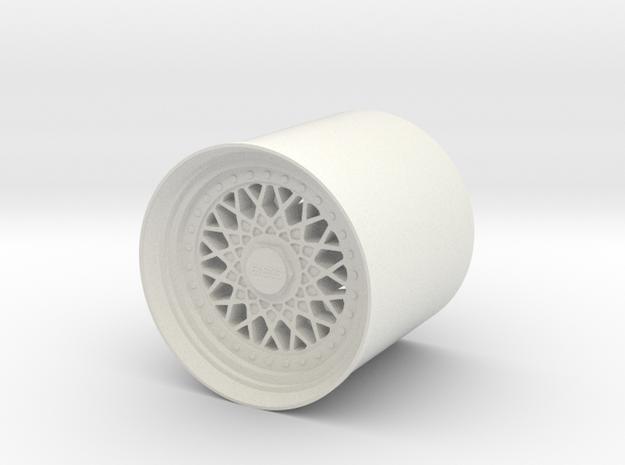BBS RS Rim (Small) in White Natural Versatile Plastic