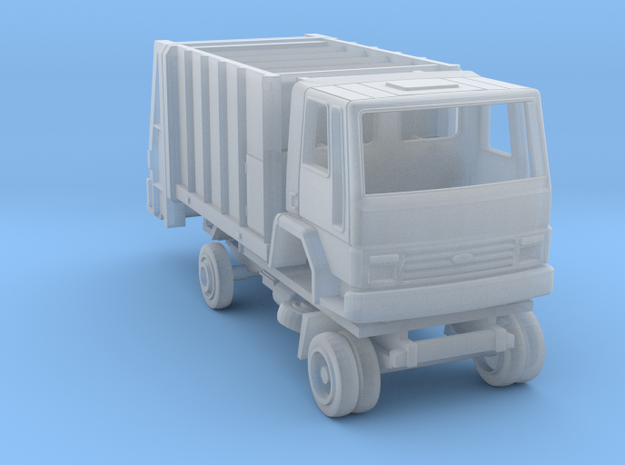 Ford Cargo garbage truck 1981 - 1:160 N