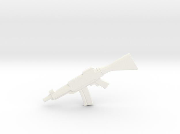 Mg in White Processed Versatile Plastic