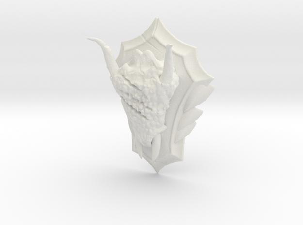Dragonsbane in White Natural Versatile Plastic