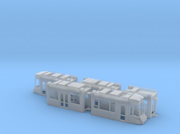 Gmunden Tramlink in Smooth Fine Detail Plastic: 1:120 - TT