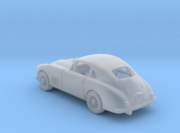 Aston Martin 1950 DBS 1:120 TT in Smooth Fine Detail Plastic