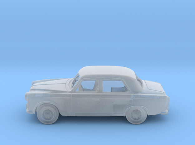 Peugeot 403 1:160 N in Smooth Fine Detail Plastic