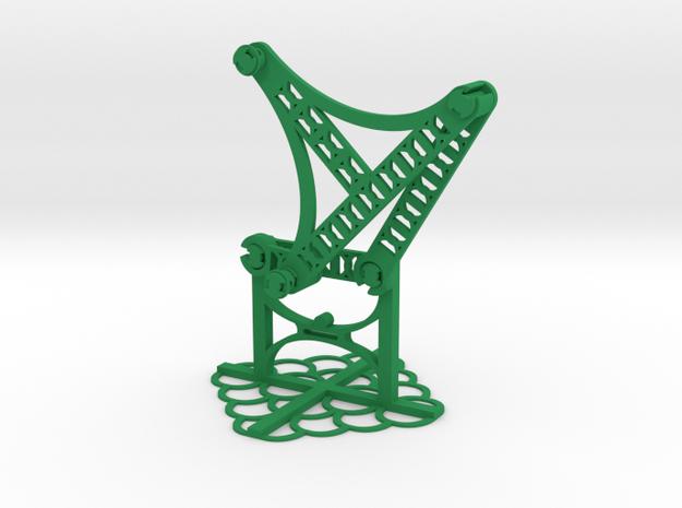 b: 2.19 c: 4.22 f: 3.40 CL: 1.99 CP: 4.86 in Green Processed Versatile Plastic