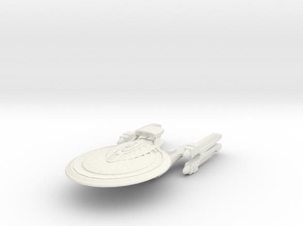 Montana Class Refit Battleship 3d printed