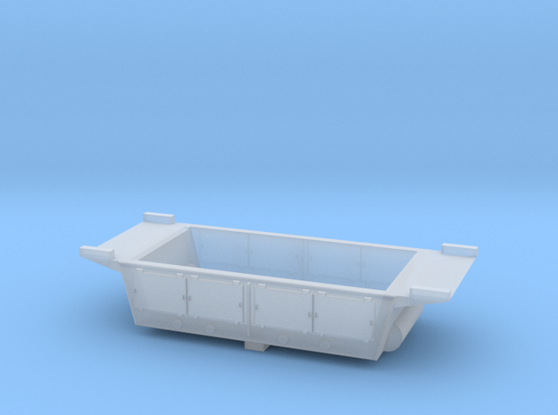 tank for tep70 bc in Smoothest Fine Detail Plastic: 1:160 - N