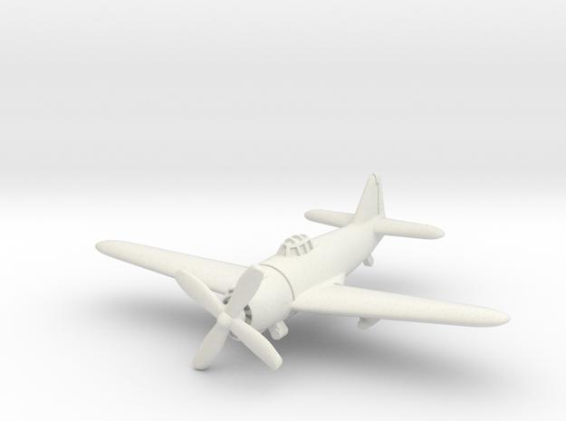 Kawanishi N1K-J Shiden (George) 1/100 in White Natural Versatile Plastic