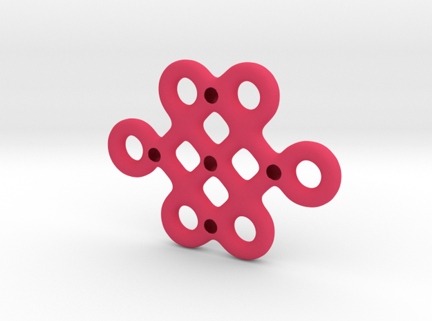 Mystic Knot - Really Large 3d printed