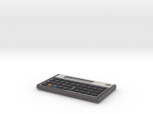 HP-15C Calculator in Full Color Sandstone