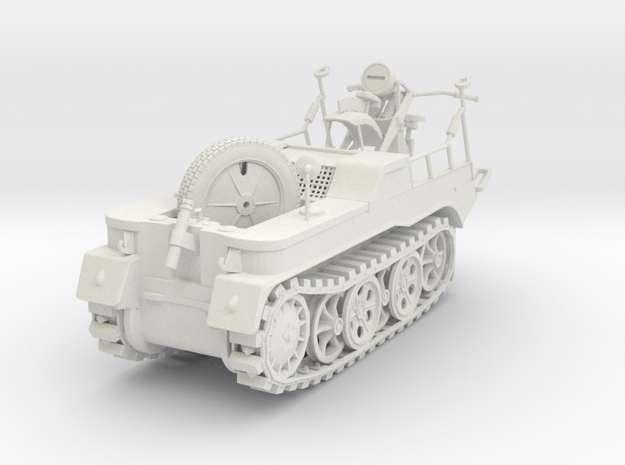 1:18 Kettenkrad Sd.Kfz. 2 in White Natural Versatile Plastic