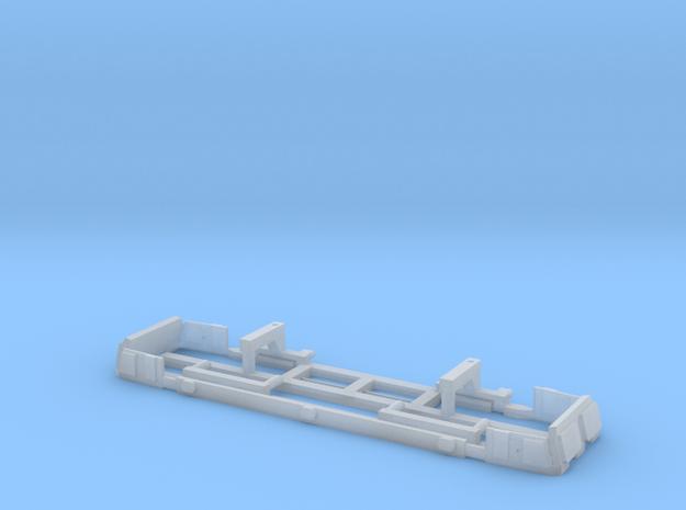 Scala N - FS E632-E633 Finestrini e fari in Smooth Fine Detail Plastic