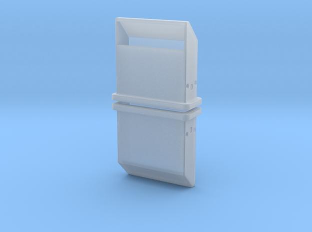 Prismengehäuse, 2x in Smoothest Fine Detail Plastic