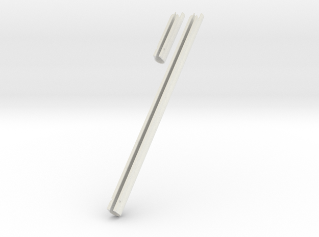 Balboa 26 pg462C.V3.2 in White Natural Versatile Plastic