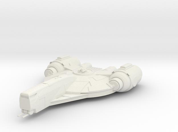 YV-100 in White Natural Versatile Plastic