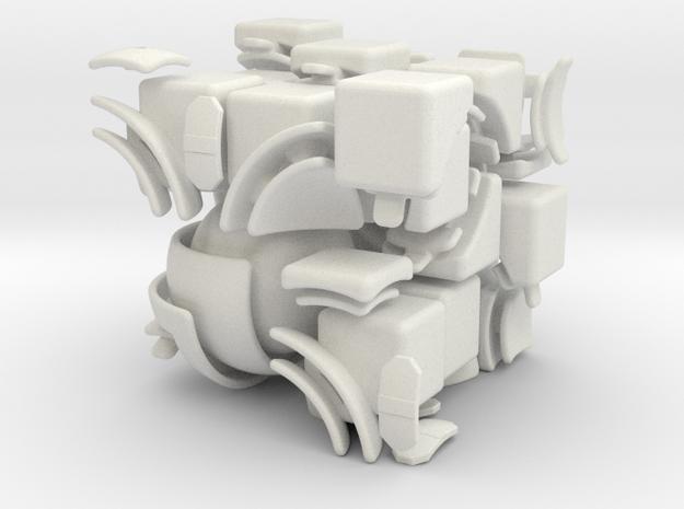 Deep Cube 3d printed