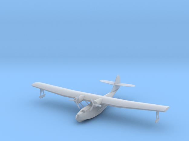 Consolidated PBY Catalina - Zscale in Smooth Fine Detail Plastic