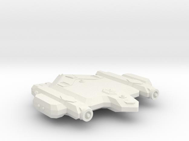 3788 Scale Orion War Destroyer Scout (DWS) CVN in White Natural Versatile Plastic
