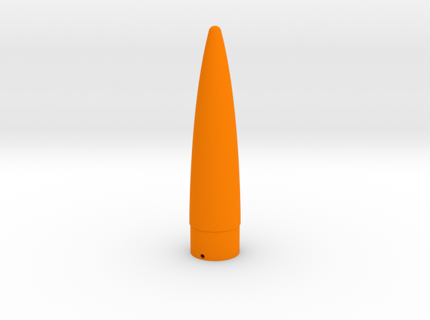 Classic estes-style nose cone BNC-55AO replacement 3d printed