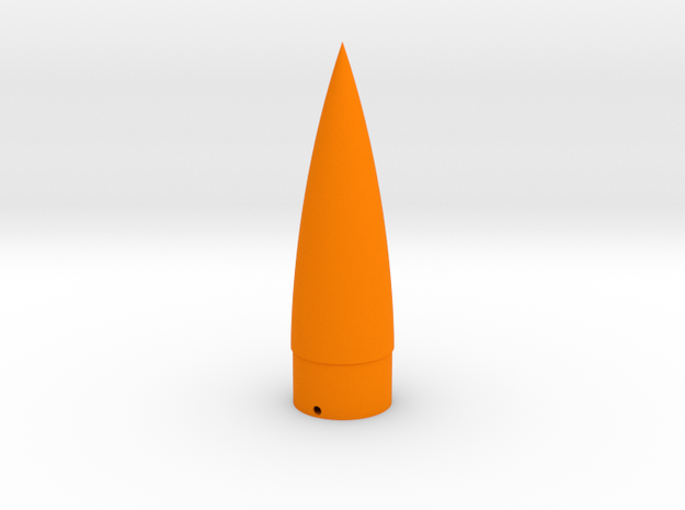 Classic estes-style nose cone BNC-55F replacement 3d printed