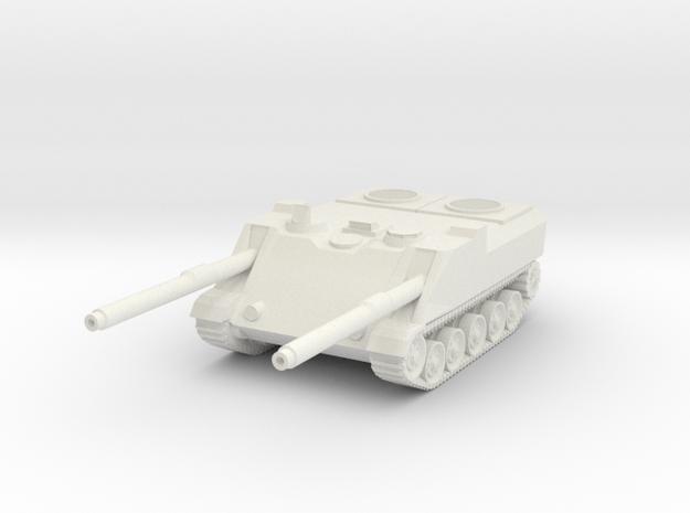 1/72 VT1-2 Jagdleopard in White Natural Versatile Plastic