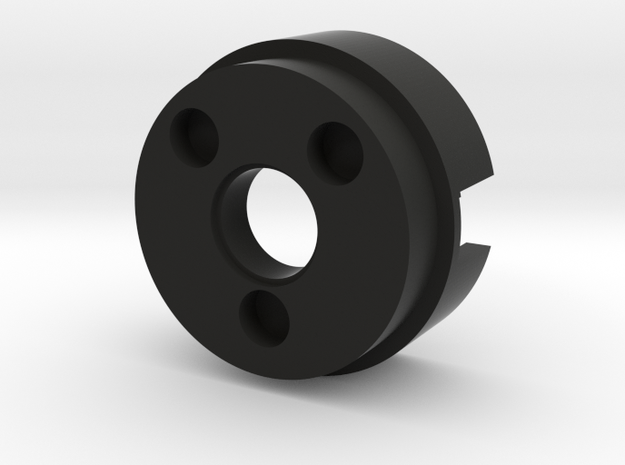 Jason S: Speaker Pod in Black Natural Versatile Plastic