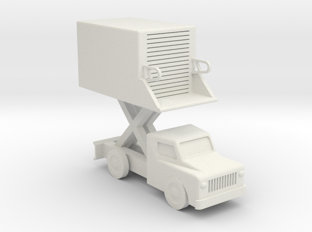 040A Catering Truck 1/144 3d printed