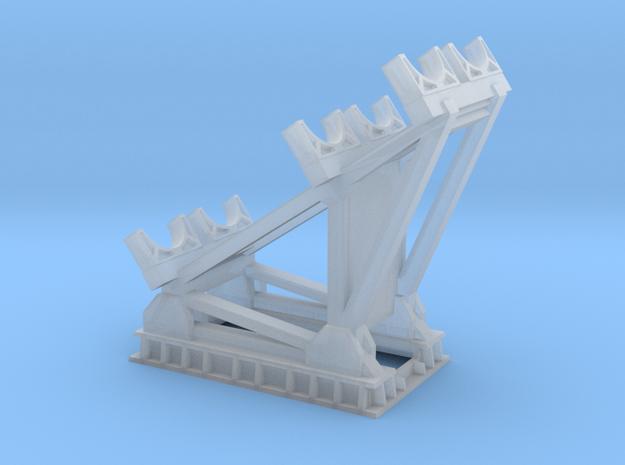1/200 RGM-84 HARPOON Launcher in Smoothest Fine Detail Plastic