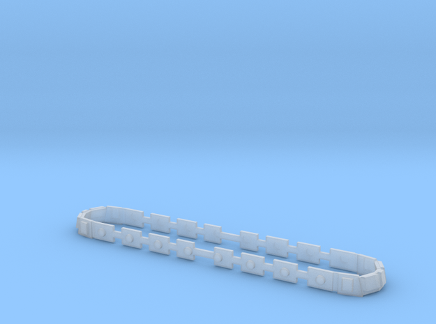 N scale - scala N - sz 362 Finestrini in Smooth Fine Detail Plastic