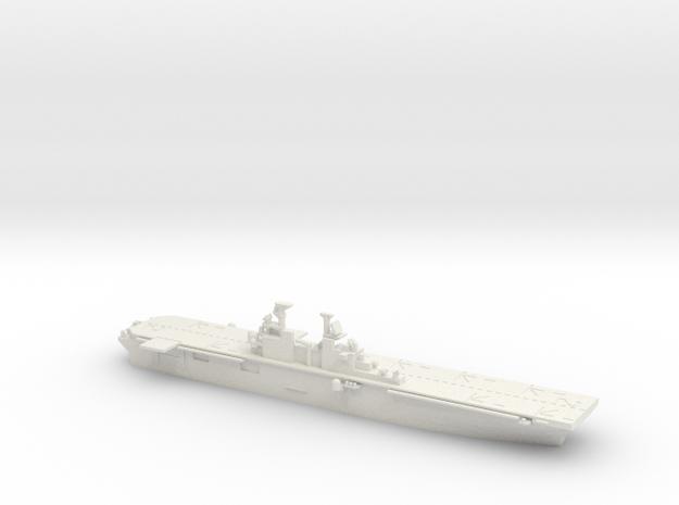 USS Essex (LHD-2) in White Natural Versatile Plastic