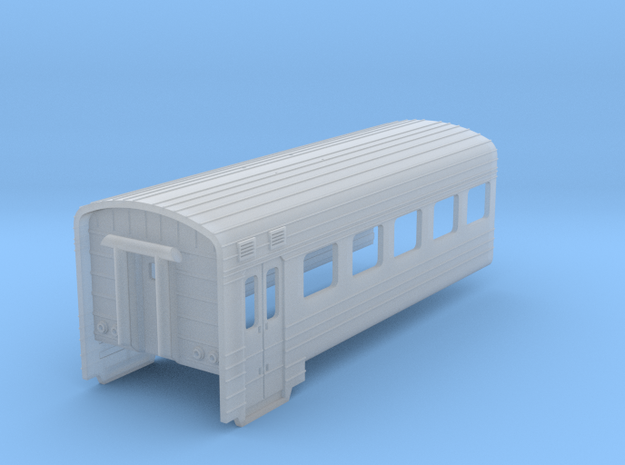 er2t part two  Electric train Soviet  in Smooth Fine Detail Plastic