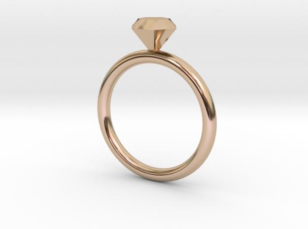 Ring Diamond 16D