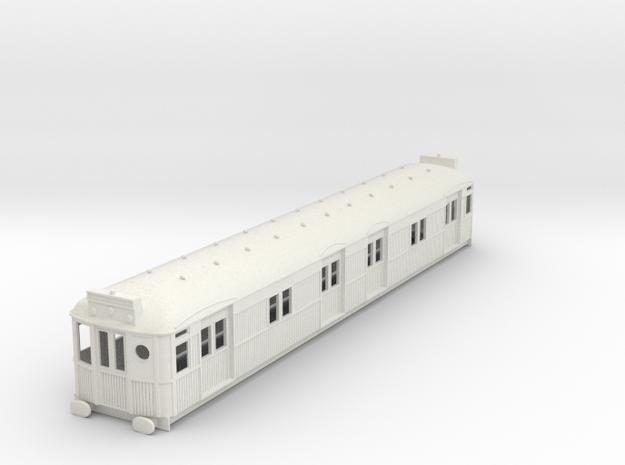 o-43-ner-d222-motor-luggage-van in White Natural Versatile Plastic