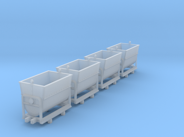 gb-100fs-guinness-brewery-ng-tipper-wagon in Smooth Fine Detail Plastic
