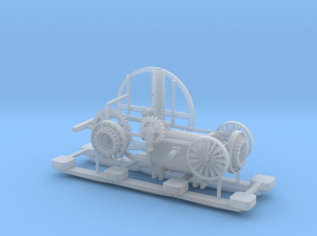 00 Scale Coalbrookdale Engine