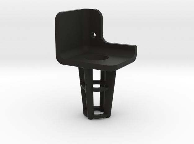 CineRT High-Bright Antenna Guard in Black Natural Versatile Plastic
