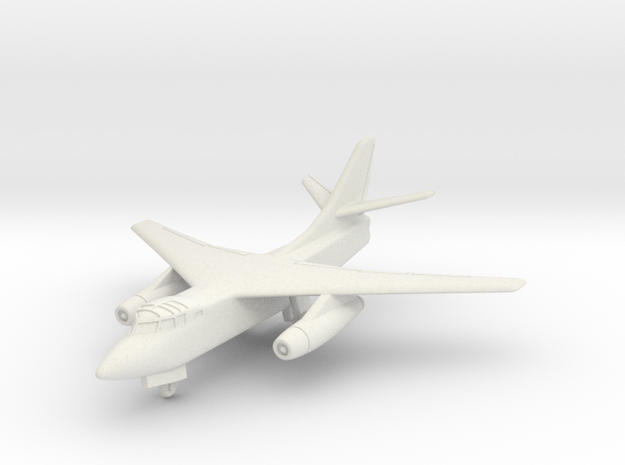 Douglas B-66 1/180 LG in White Natural Versatile Plastic